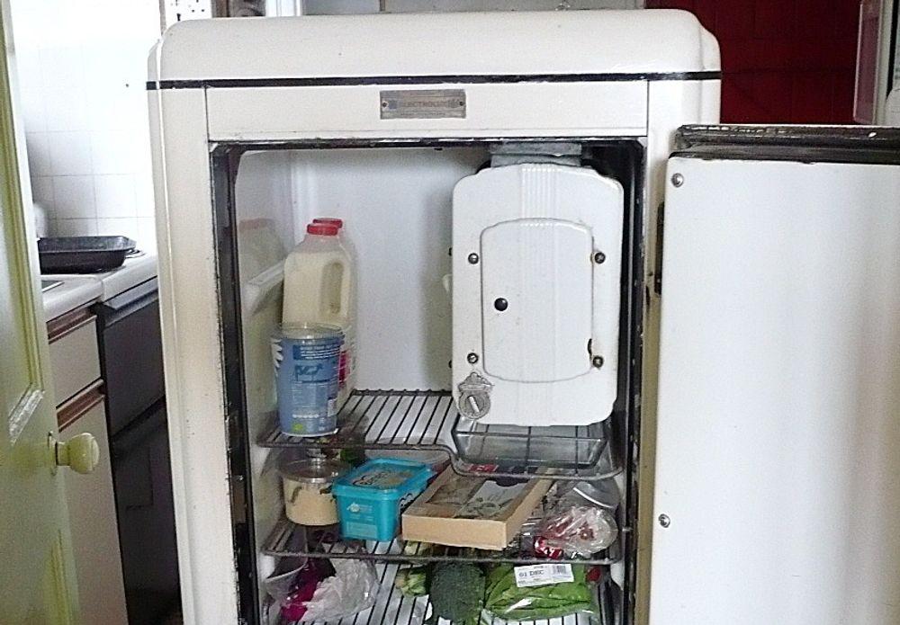 ELEKTROLUX L380: Verdens eldste fungerende kjøleskap?