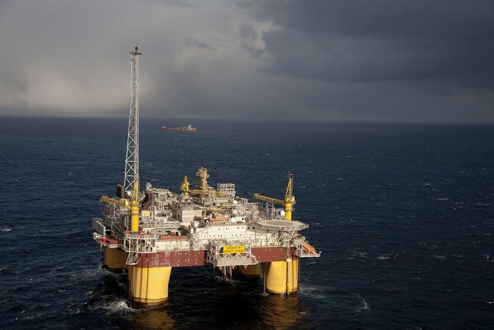 Technip stakk av med den første kontrakten for Åsgard gasskompresjon, til en verdi av 1,2 milliarder kroner.