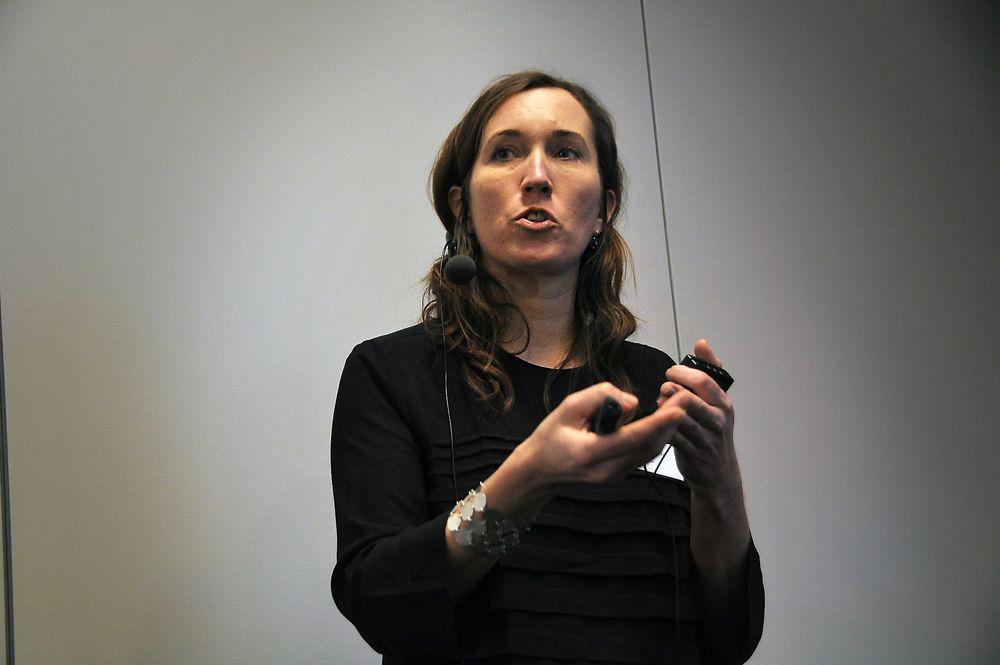 OVERSIKT: Niva-forsker Katrine Borgå prøver å kartlegge nye miljøgifter.