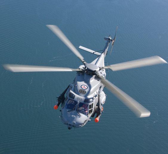 Det begynner visstnok å hope seg opp med ferdigstilte norske NH90-helikoptre i Italia som nå skal gjennomgå etterkvalitetskontroll.