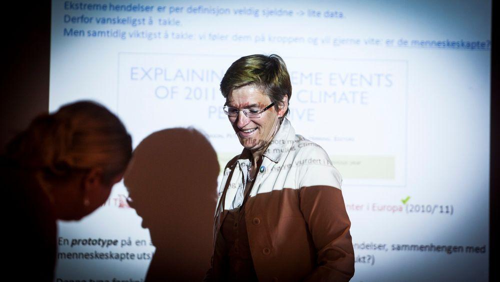 Ellen Hambro blir direktør for det nye Miljødirektoratet.