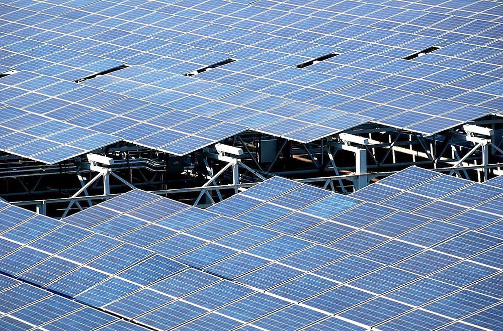 Det japanske kjempebatteriet skal lagre overskuddskraft fra solparkene på Hokkaido.