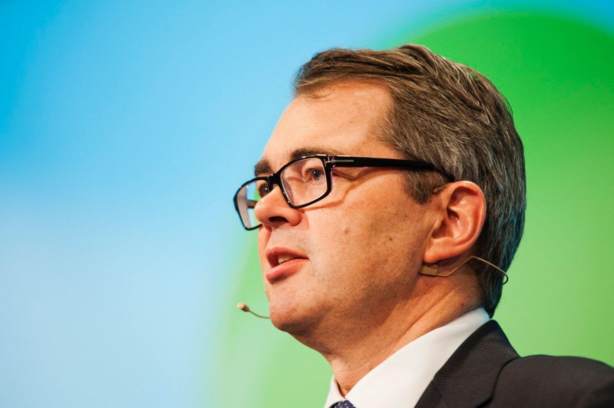 Svein Richard Brandtzæg blir ny konsernsjef i Yara International. Dermed forlater han sjefsstillingen i Hydro.