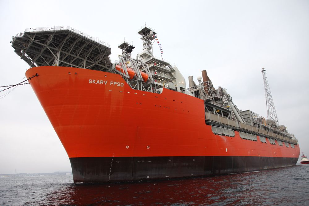 BP måtte før jul skifte 3000 bolter og muttere på Skarv, i romjulen oppdaget de nye problemer med bolter på skipet.
