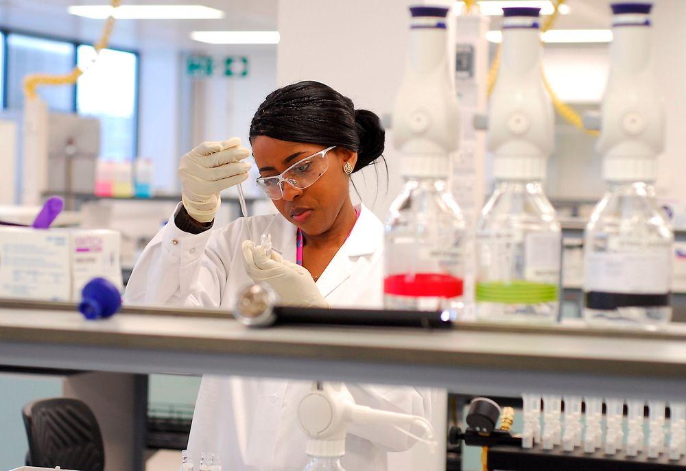 BIOSATSING: Anti-doping-laboratoriet til London 2012 skulle egentlig stenges så fort lekene var over. Nå blir det isteden verdens første senter for fenomforskning. FOTO: LOCOG