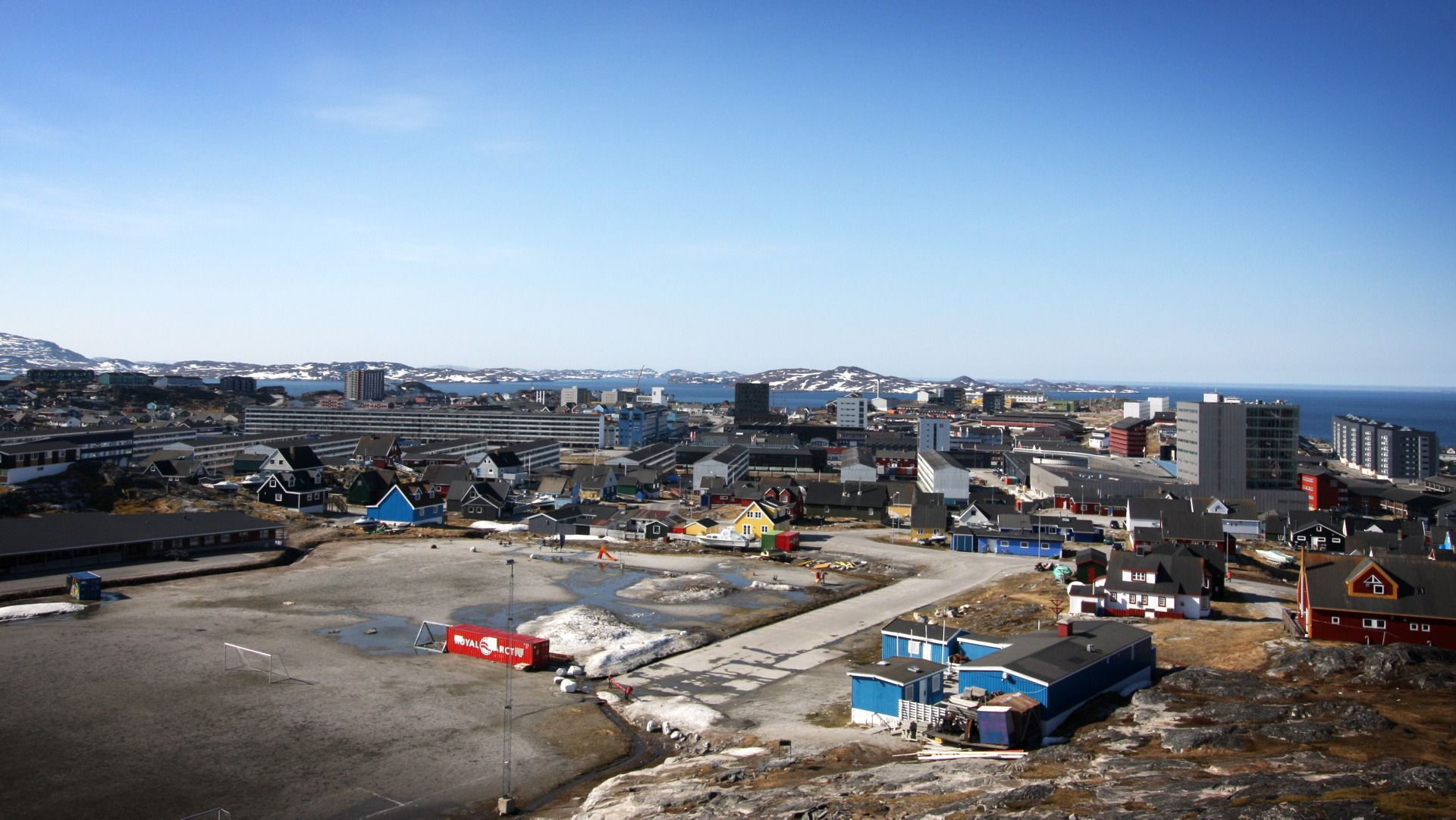 Full oljefeber på Grønland - Tu.no