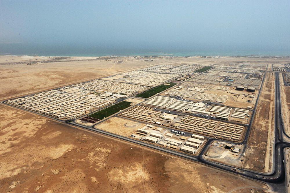ENORMT: Shells GTL-anlegg i Quatar er verdens største, med en produksjon som vil øke til 260.000 fat om dagen.