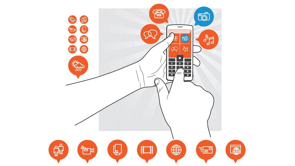 Mobilen kan få mange nye bruksområder når såkalt Near Field Communication kommer for fullt.