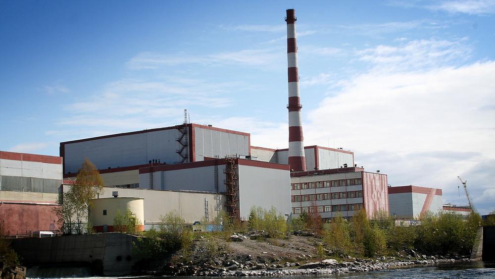 Redusert leveringssikkerhet: Statnett får ikke importere kraft fra de to eldste atomreaktorene på Kola. Dermed må kraftnettet i Nord-Norge ifølge Statnett kjøres med redusert leveringssikkerhet.   Foto: Tormod Haugstad