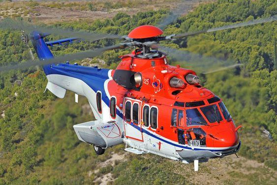 Samtlige EC225 er utstyrt med den girkassekomponenten som ser ut til å ha sviktet to ganger på et halvår i Nordsjøen. Nå har helikoptertypen forbud mot offshoreflygning på ubestemt tid.