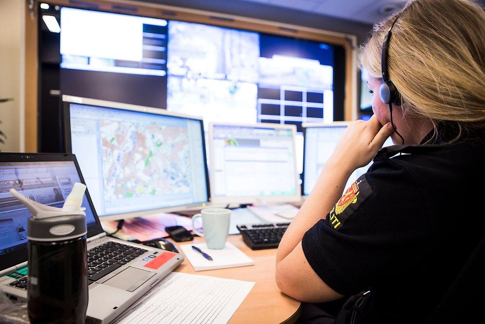 HJELPER IKKE: Det hjelper lite å utstyre politiet med stadig mer moderne it-utstyr så lenge de ansatte ikke er i stand til å utnytte løsningene til mer effektivt politiarbeid, viser en masteroppgave.