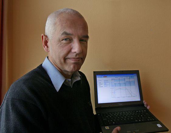 FORENKLER: Adm. direktør i DIPS Tor Arne Viksjø vil forbedre kommunikasjonen mellom sykehus og pasient