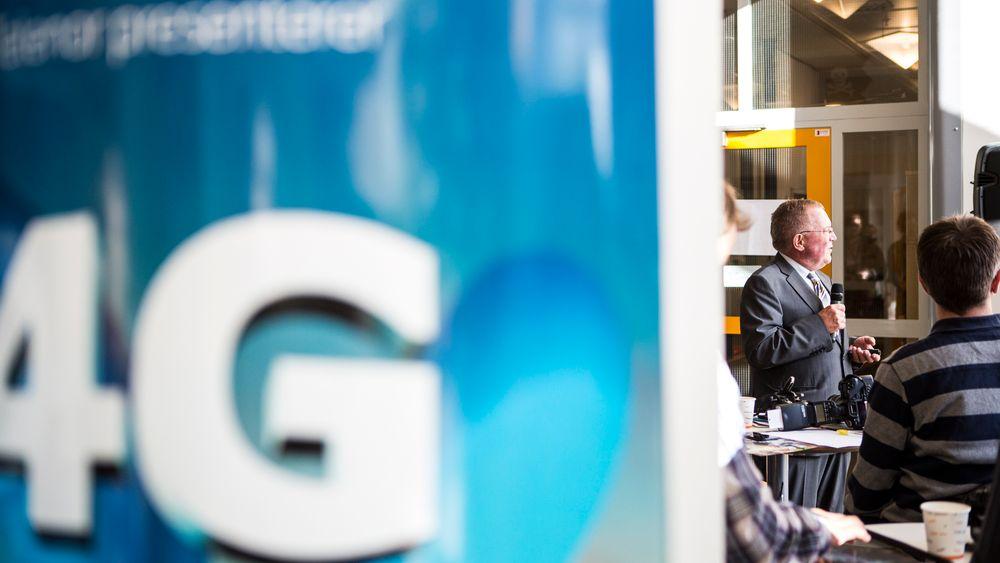 I dag får Telenor-kunder 4G