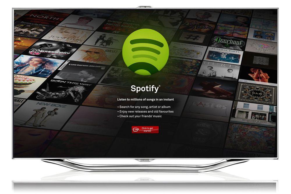 Samsung har inngått et globalt samarbeid med svenske Spotify.