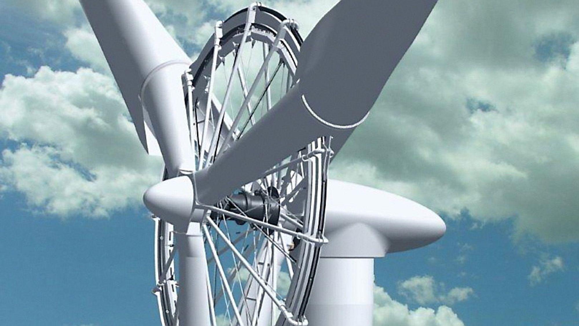 Sway Turbine skulle redusere turbinkostnadene med 15-20 prosent. Nå er selskapet konkurs.