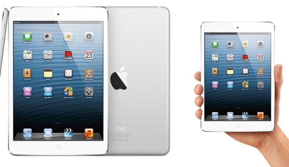 Apple har en egne evne til å skape blest om sine produkter: iPad er iPhone er alltid mye søkt etter.