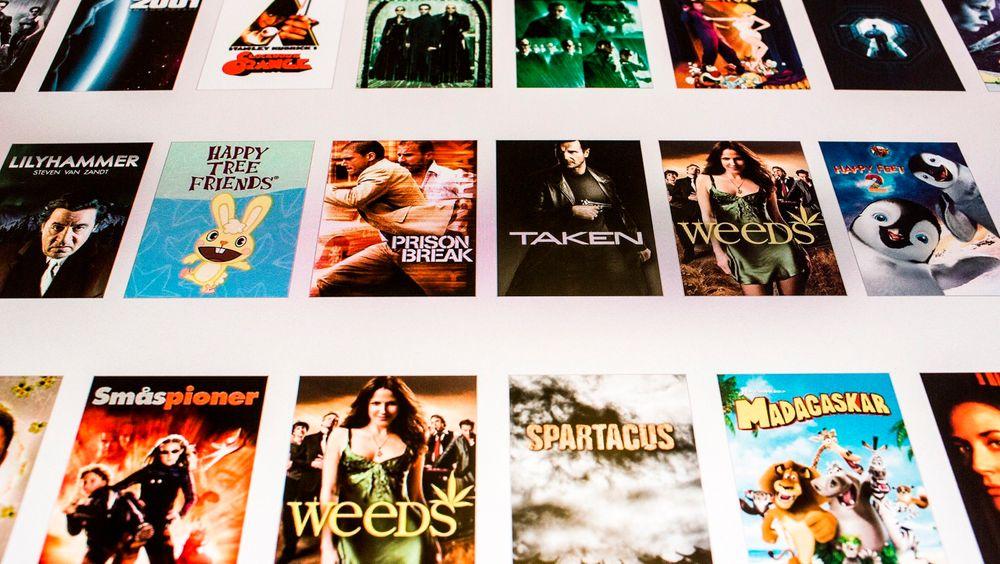 Netflix er nå tilgjengelig i Norge, og kan skilte med en rekke titler.