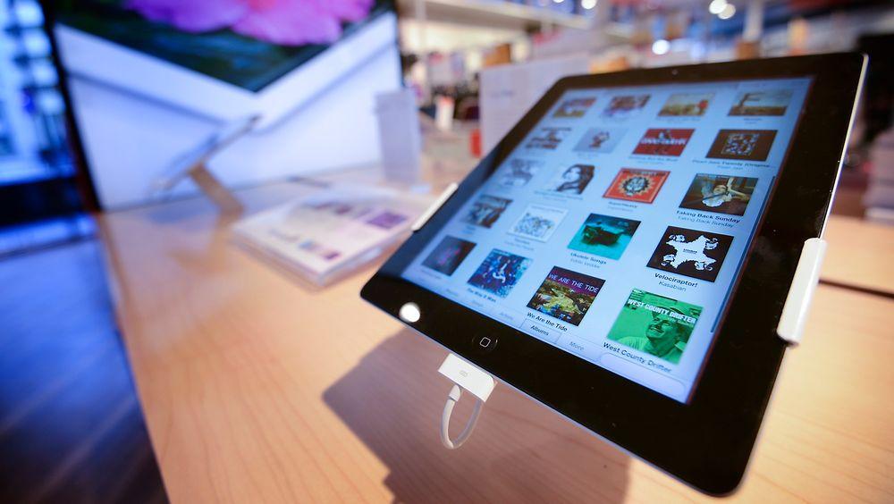 Elektrokjedene forbereder seg nå på neste ukes lansering av iPad mini og fjerde generasjons iPad.