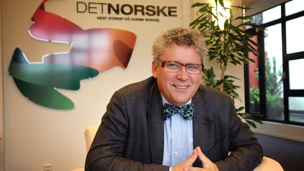 Erik Haugane i Det norske skal erstattes av en ny leder innen 2013.