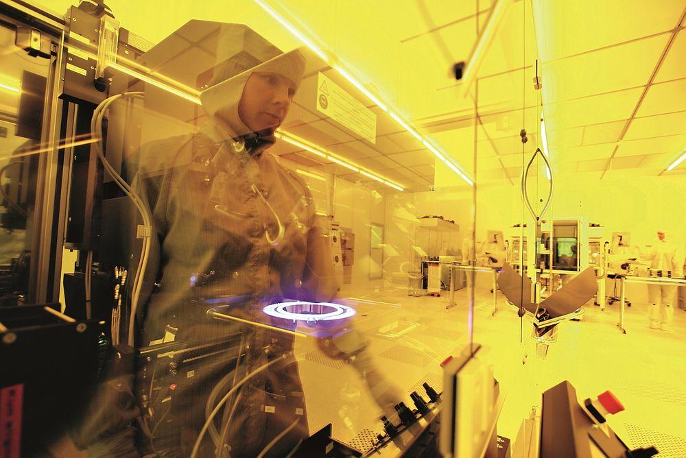 ØKER: Regjeringen har lagt frem en tiårs strategi for økt forskning og utvikling på it for vekst og utvikling.