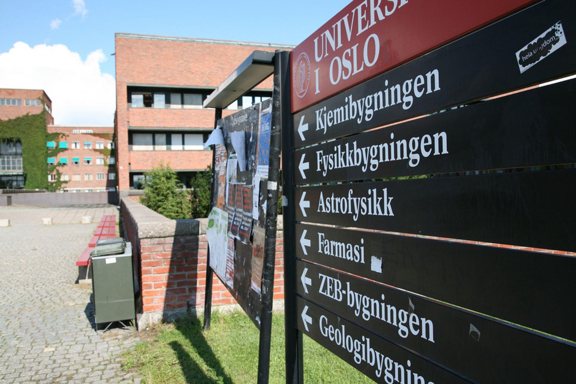 NYTT: Ved Universitetet i Oslo kan du fra høsten studere Europas religiøse røtter.