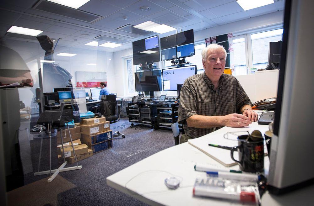 It-adel: Gisle Bjøntegaard har fått den eksklusive tittelen Cisco Fellow for sine kunnskaper i videokompresjon.