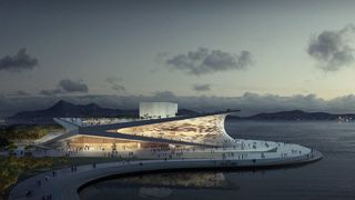 Snøhetta tegner operahus i Sør-Korea