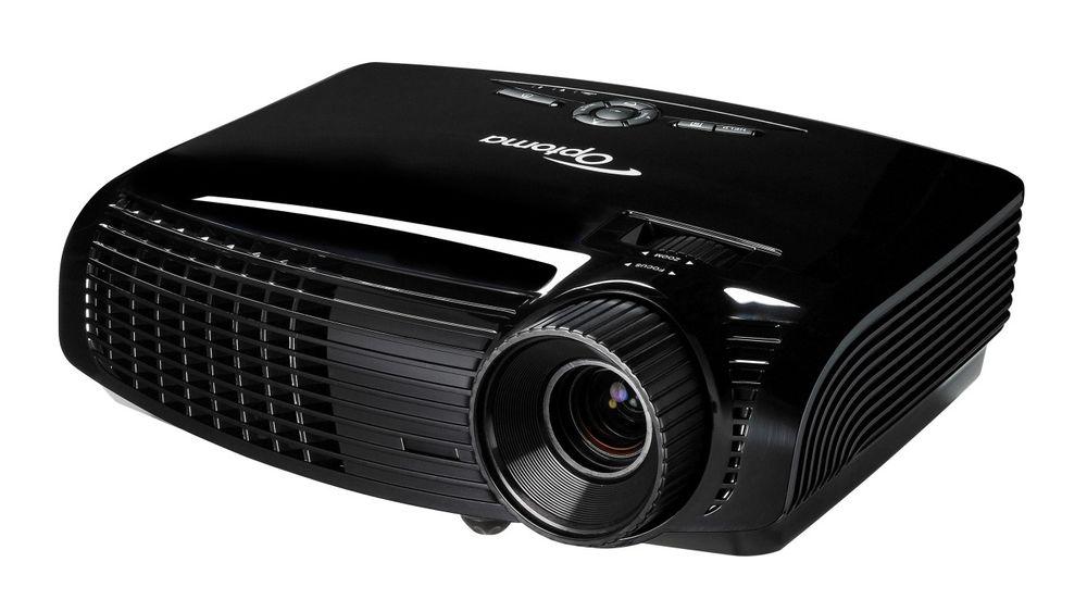 Optoma HD230X har masse lysstyrke å by på, så mørke scener kan være et problem.