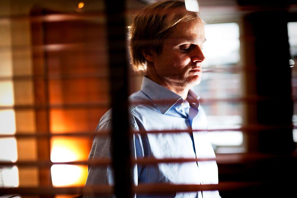 På formuetoppen er investor og sivilingeniør Øystein Stray Spetalen.