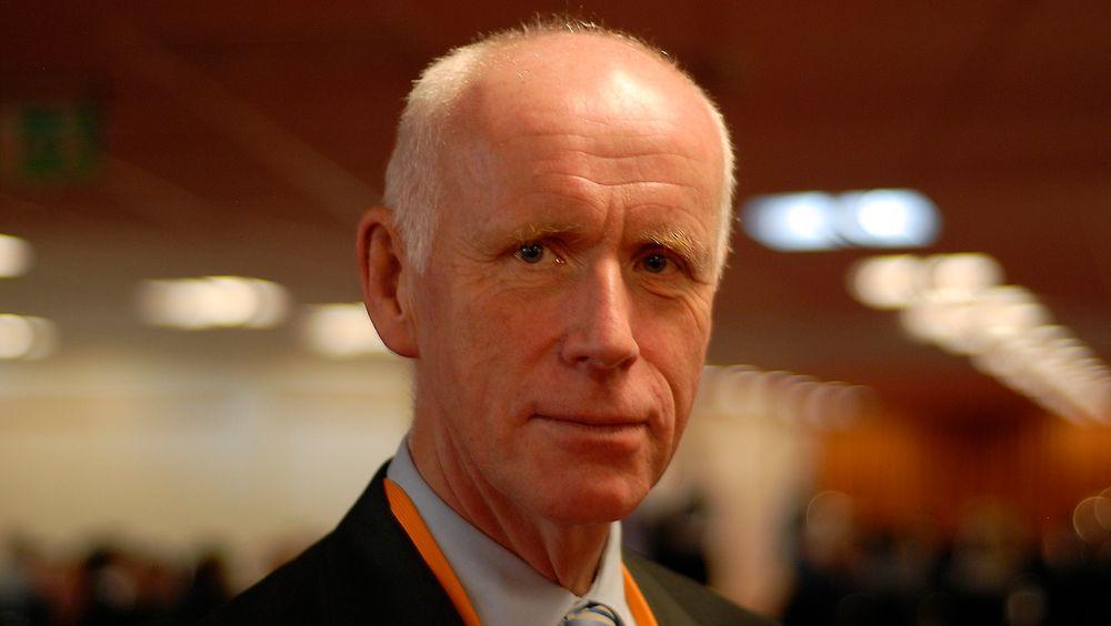 FORNUFTIG: NVE-sjef Per Sanderud mener at de grønne sertifikatene er en god og effektiv ordning.