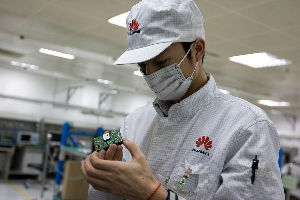 Den amerikanske rapporten finner ingen bevis på at Huawei spionerer for Kina.