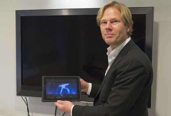 Vi har mest innhold: Sjefen for Viaplay, Niclas Ekdahl er klar på at de slår Netflix på innhold