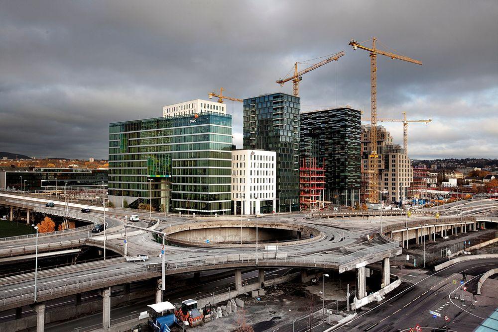 Større satsing på infrastruktur er blant sakene som betyr mye for byggnæringen.