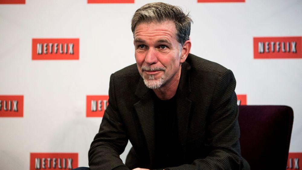 Netflix-gründer Reed Hastings kaller Norge et perfekt episenter for nett-TV, og vil lokke til seg så mange nordmenn som mulig.