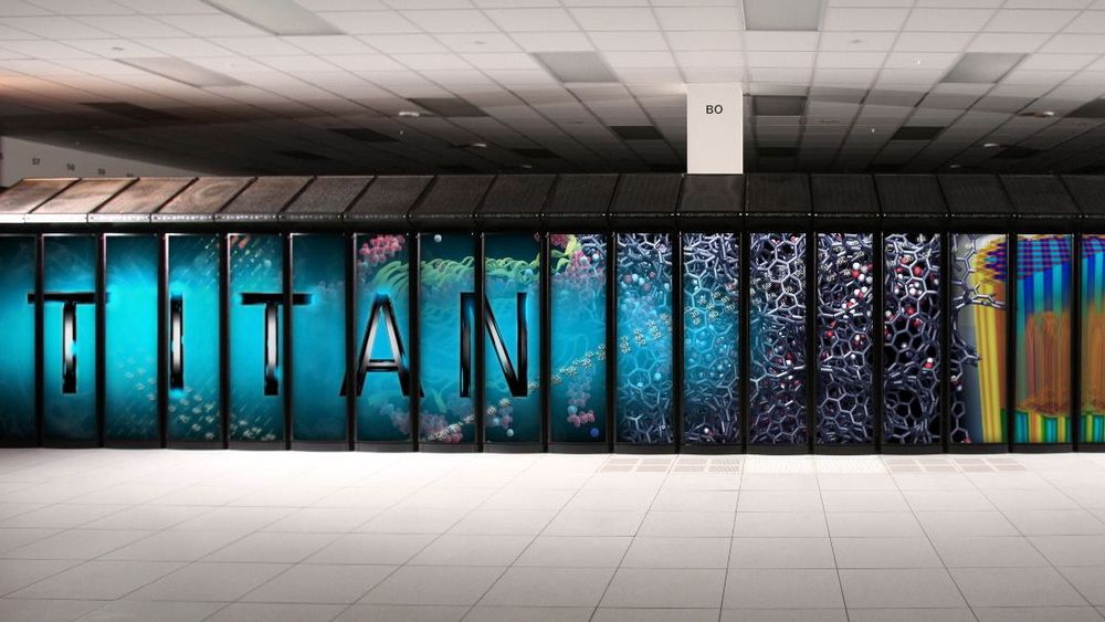 Produsenten Cray står bak Titan, som trolig er verdens sterkeste datamaskin.