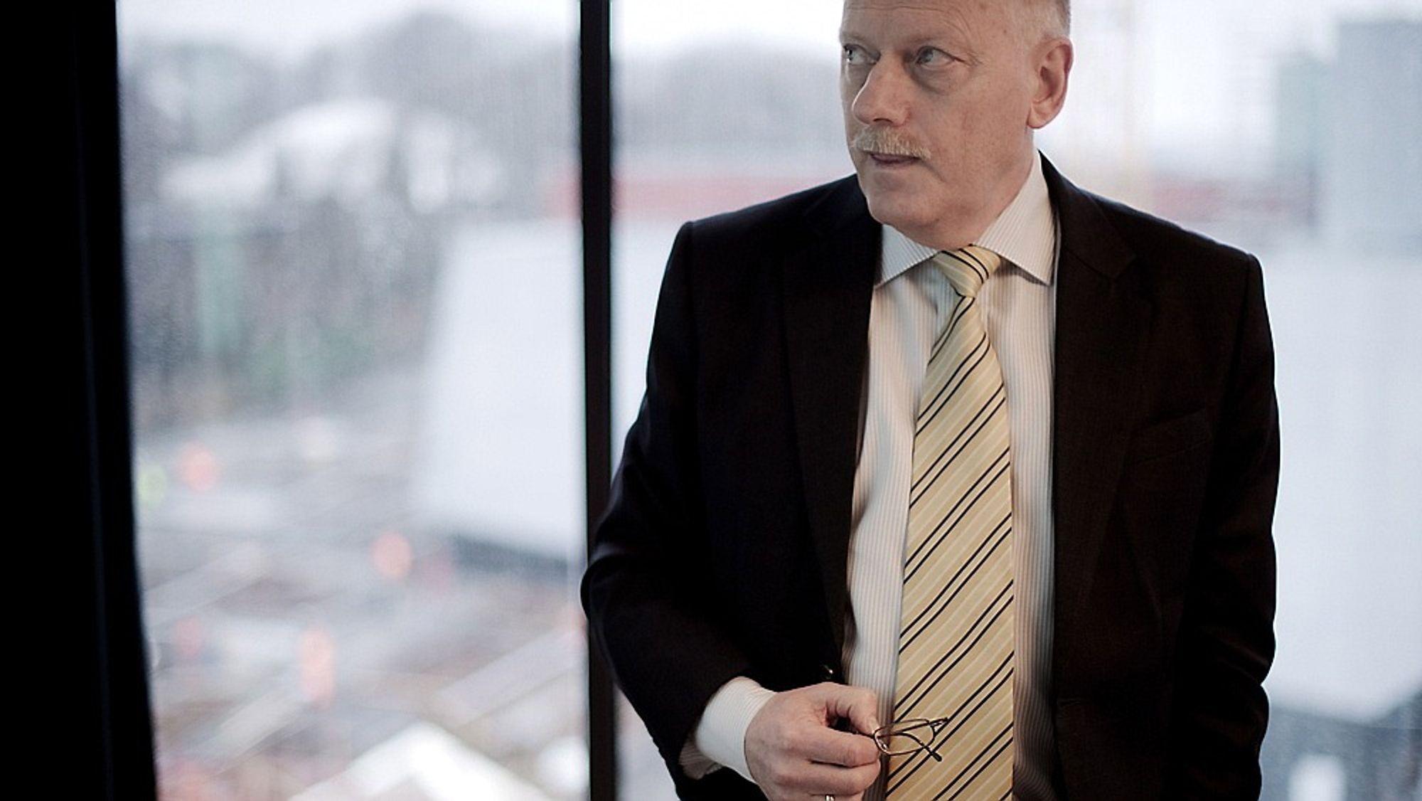 Kjell Pedersen i Petoro mener det trengs 1000 nye produksjonsbrønner for å hente ut tidskritiske reserver.