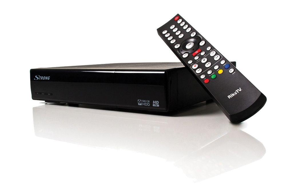 Hybrid fra RiksTV: Den nye hybride PVR-boksen fra RiksTV, er ikke bare billig, den vil gi brukerne et langt større tilbud på TV-en. Ikke minst filmleie.