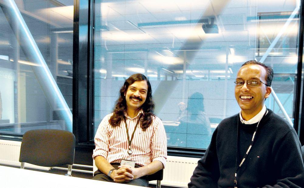 India tar tilbake ingeniørene