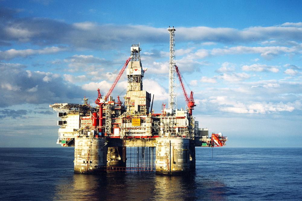 MODNE FELT: Statoil jobber hardt med å holde produksjonen høy på Heidrun og andre aldrende oljefelt.