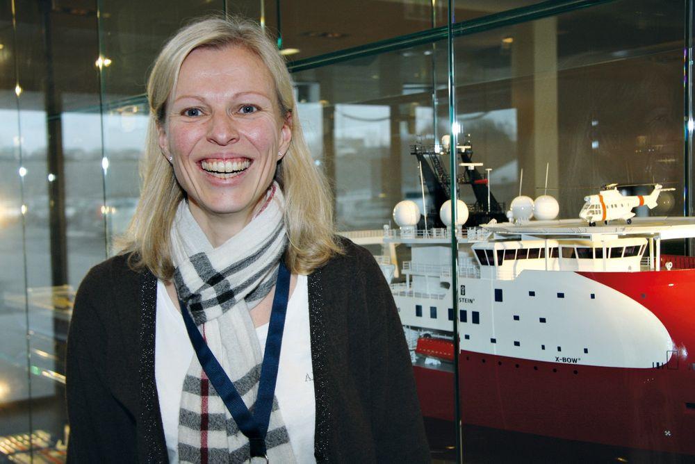 Norsk skipsbygging har 40 års forsprang
