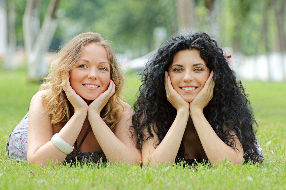 søstre illustrasjonsfoto til mattenøtt