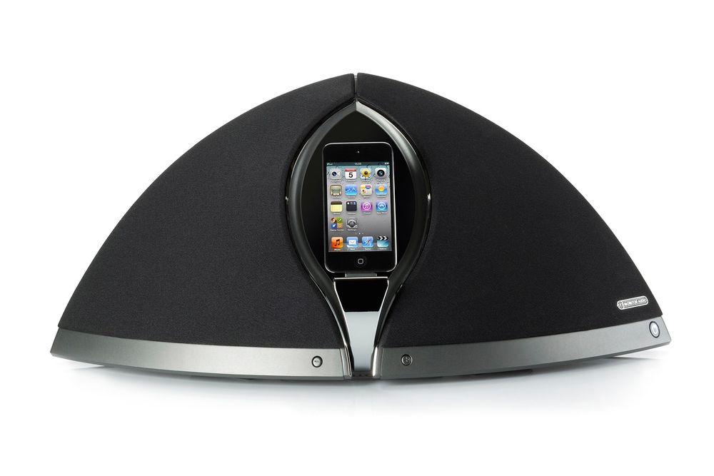 MONITOR AUDIO IDECK 200 : Dokking-høyttaler med audiofil tilnærming.