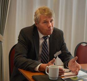 Øyvind Reinertsen, Statoil.