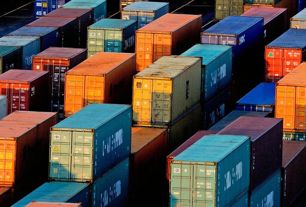 VOKSER: Ingen havn i Sverige håndterer så mange kontainere som Gøtebog.