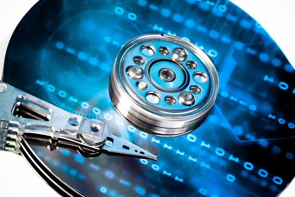 EKSPLOSIV VEKST: I løpet av ti år vil datalagrene femtidobles.