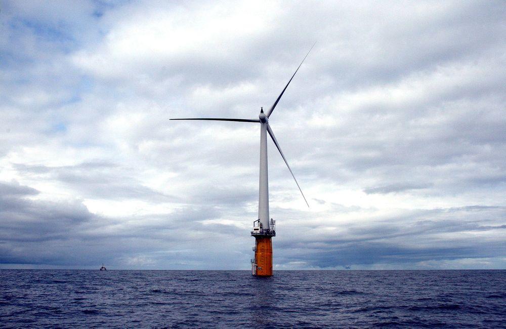 Oljegeologer hjelper vindindustrien