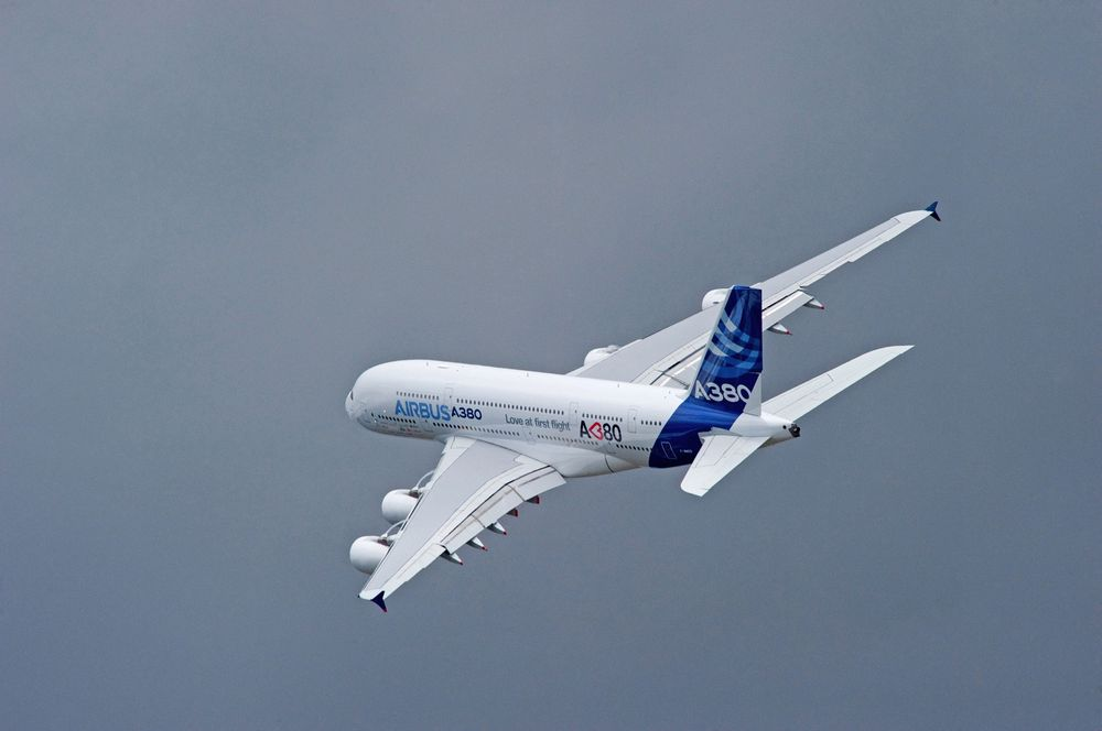 A380 FOTO: Airbus