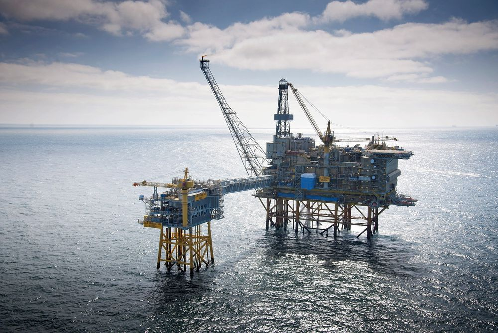 Petroleumstilsynet vil granske en gasslekkasje på Heimdal i pinsen.