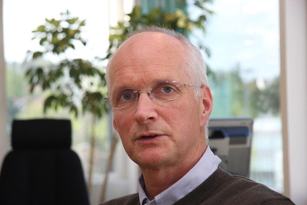 INTERN: Trond Kjølhamar er ansatt som administrerende direktør Sweco. Han er hentet internt, og har også fungert som konstituert direktør etter at Vibecke Hverven sa opp.