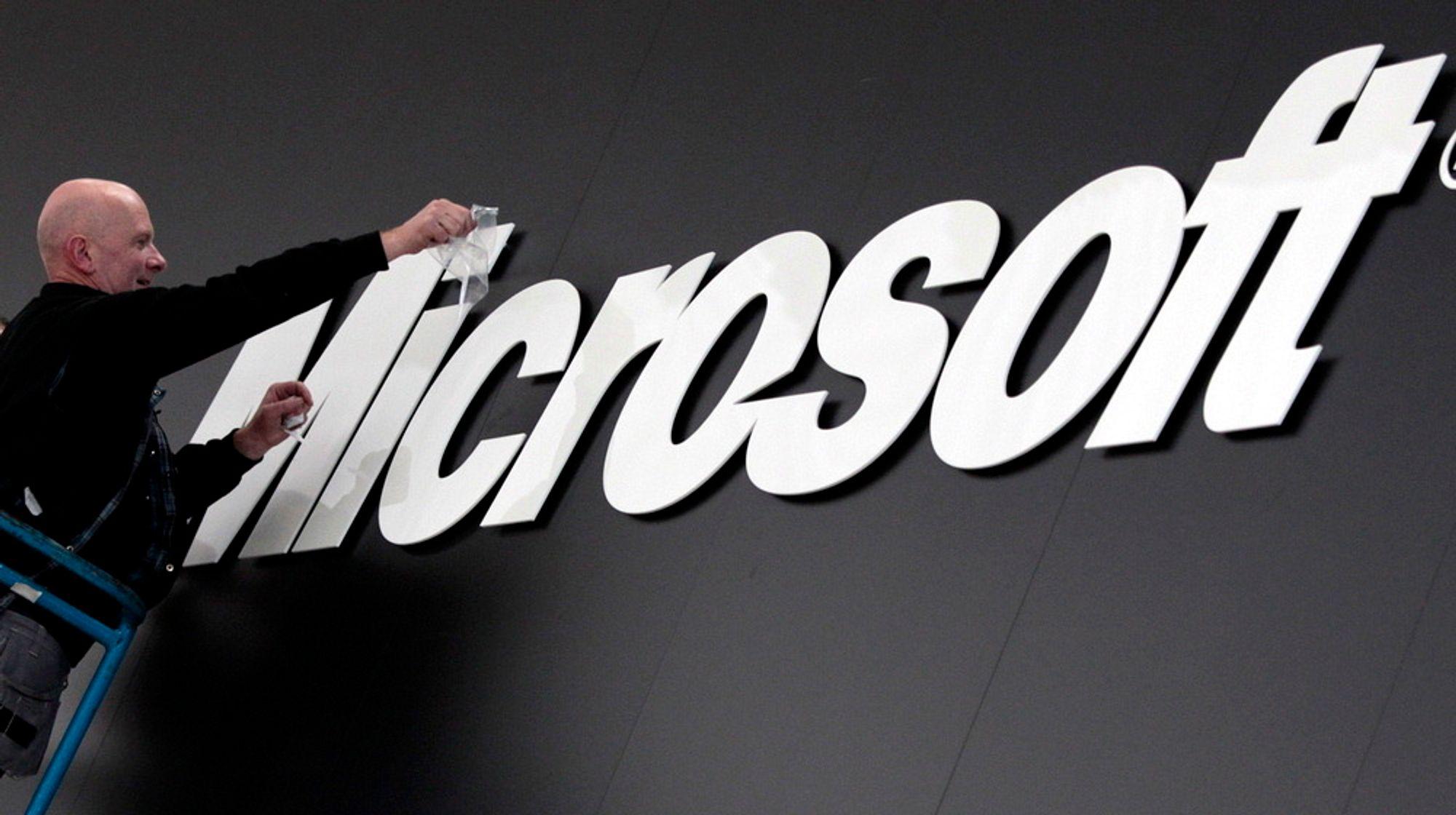 HEMMELIG: Microsoft vil foreløpig ikke fortelle for mye om detaljene i HomeOS.